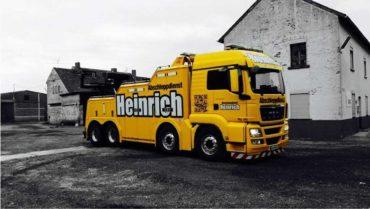 Wagen 20 - Der DICKE - Abschleppdienst Heinrich
