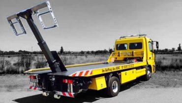 Wagen 7 Bergebrille - Abschleppdienst Heinrich